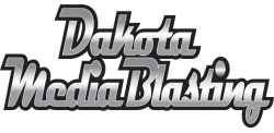Dakota Media Blasting logo